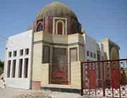 زیارتگاه آیت الله سید محمد حسن آقا نجفی قوچانی
